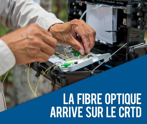fibre optique CRTD Lille Lesquin